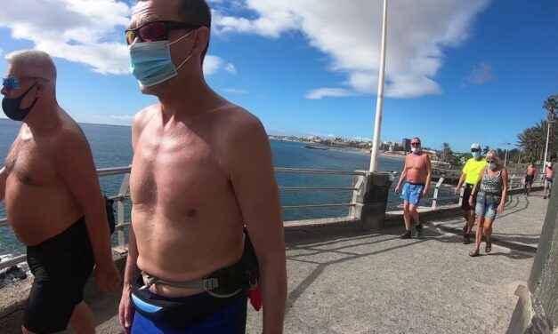 """Video: """"Bli med """" på flattur til Bahia Feliz"""