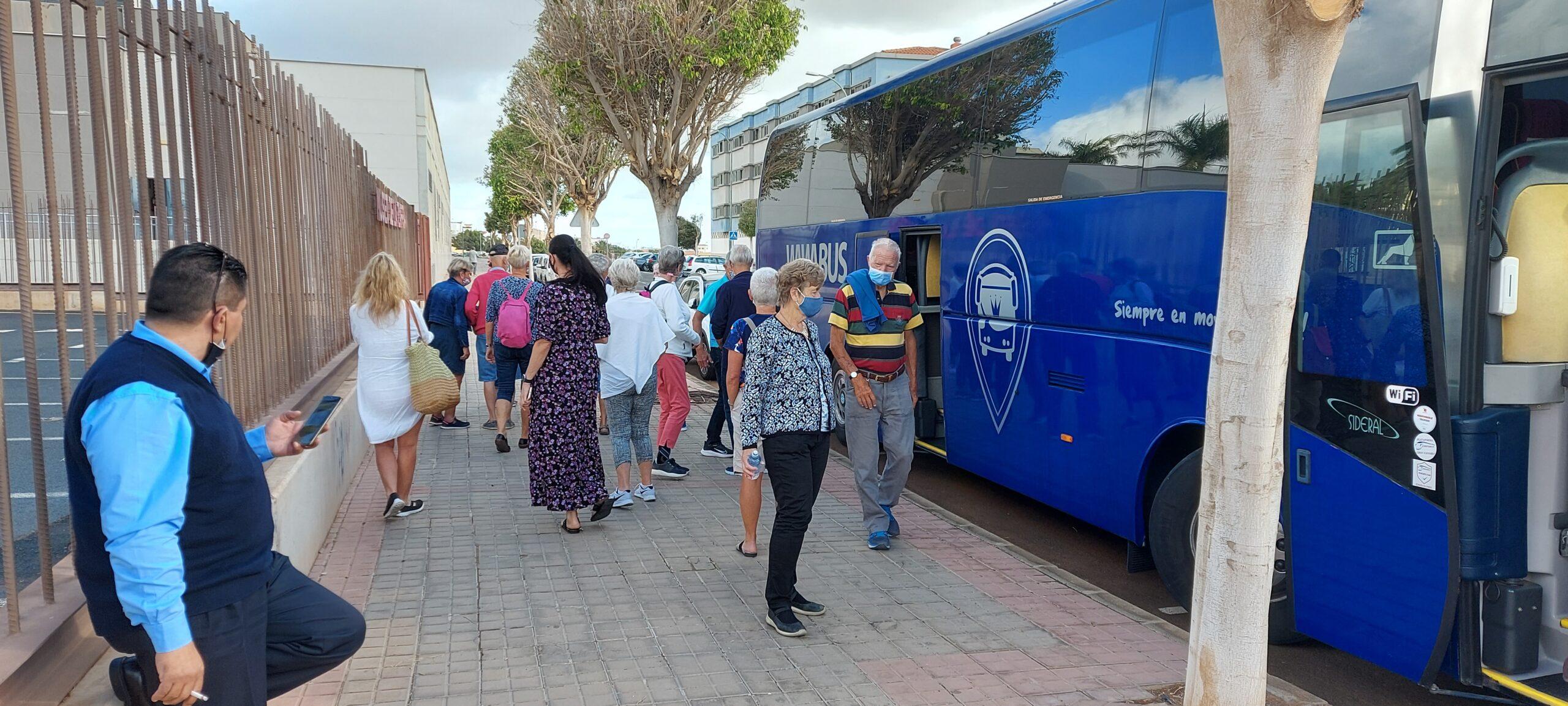 Tur til museer i Vecindario